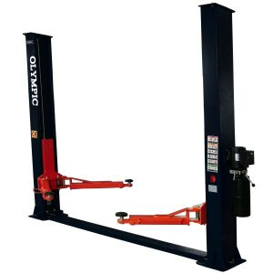 Olympic 10,000lb Low Rise Base Plate Lift 2PBP-10 220V