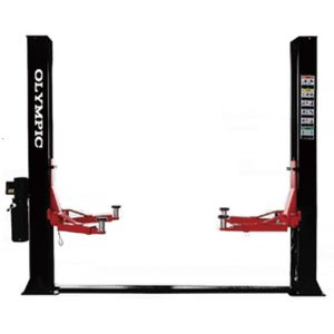 Olympic 8,000lb Low Rise Base Plate Lift 2PBP-8