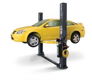 BendPak XPR-9S  2 Post Lift 9,000 lb. Lift Capacity