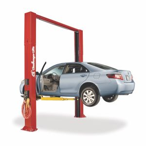 Challenger CL10V3 Versymmetric® Plus, Two Post Vehicle Lift 10,000 lb