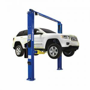Forward DP10A2 - 2' Extension Clearfloor Two Post Car Lift 10,000 lb