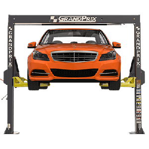 BendPak GP-7LCS 2 Post Lift 7,000 lb. Lift Capacity 5175995