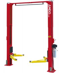 AMGO HS-10 10,000 lbs. 2 Post Auto Lift No Cables