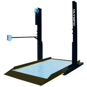 Olympic 5,200lb 2-Post Car Parking Lift 220V
