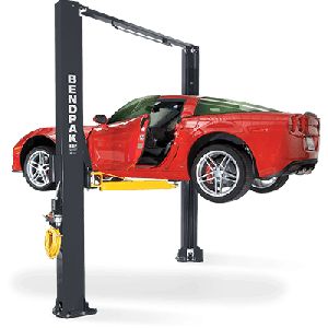BendPak XPR-10AS  Post Lift 10,000 lb. Lift Capacity