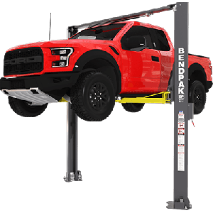 BendPak XPR-10AXLS  2 Post Lift 10,000 lb. Lift Capacity