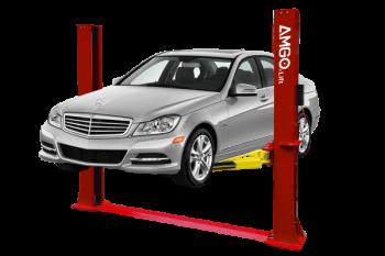 AMGO BP-10 10,000 lbs. Capacity Base Plate 2 Post Auto Lift