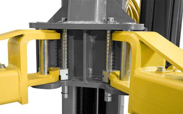 BendPak XPR-15CL 2 Post Lift 15,000 lb  Lift Capacity 5175408