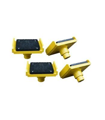AMGO Hydraulics 21103 Set of 4 Heavy-Duty Frame Cradle Adaptors