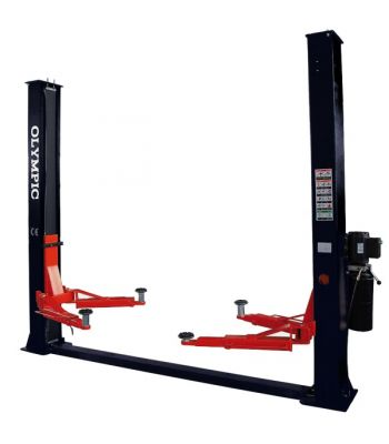 Olympic 9,000lb Low Rise Base Plate Lift 2PBP-9