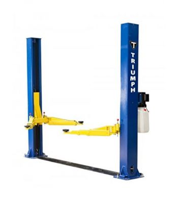 Triumph NT-9 Floorplate, 3-Stage Arms, Two Post Car Lift 9,000 lb