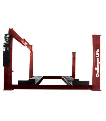 Challenger 44030 Heavy Duty Four Post Truck Lift 30,000 lb