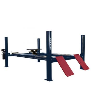 Olympic 10,000lb H-D Series 4-Post Alignment Lift 4PHDA-10