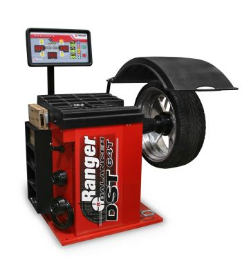 Ranger DST64T 5140240 Wheel Balancer / 3-D Quick-Touch™ DataWand™/ 36mm Shaft