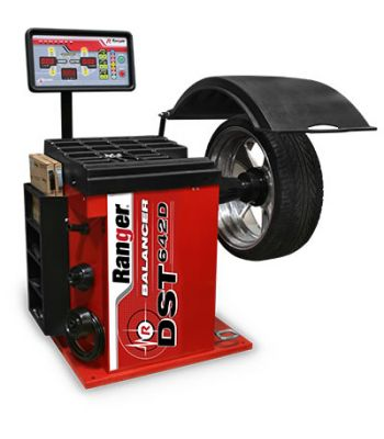Ranger DST642D 5140305 Wheel Balancer / 2-D Quick-Touch™ / 36mm Shaft