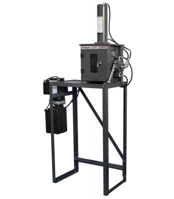 Ranger RP-30FCH 5150008 Electro/Hydraulic Oil-Filter Crusher With Stand