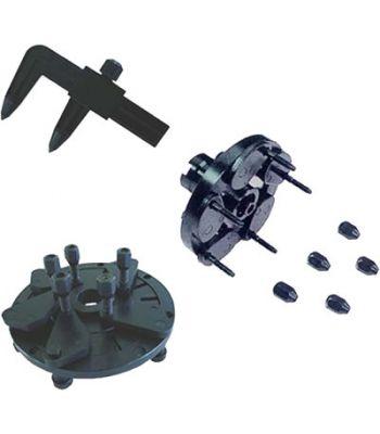 Ranger 5150020 Universal Lug Bolt Flange Kit With Caliper