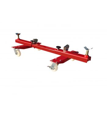 Ranger RCD-2V 5150409 4400-Pound Capacity Vehicle Dolly