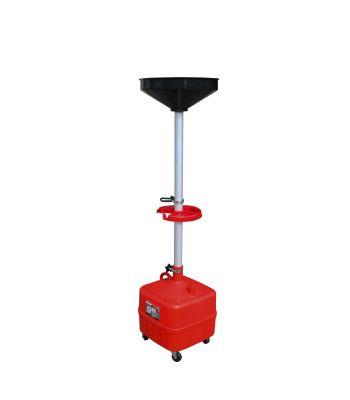 Ranger RD-9G 5150997 9-Gallon Upright Portable Oil Drain