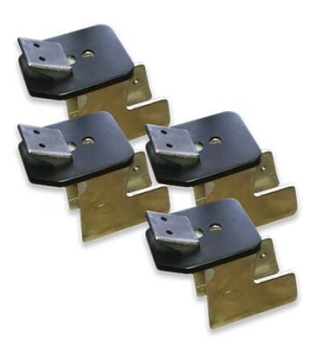 Ranger Specialty Changer Clamps Elevated Tire Changer Extension Wheel Clamps / Set of 4