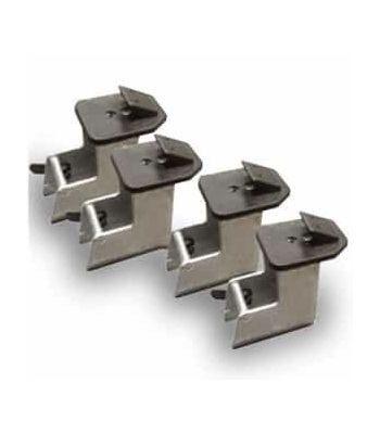Ranger Specialty Changer Clamps Elevated ATV Tire Changer Wheel Clamps / Set of 4