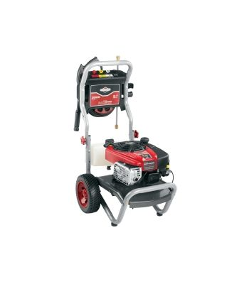 B&S Pressure Washer 3000 PSI, 2.7 GPM Quiet Sense