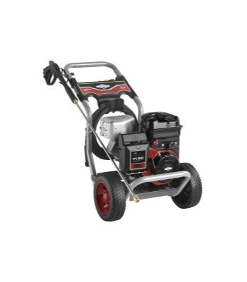 B&S Pressure Washer, 3400 PSI, 2.8 GPM