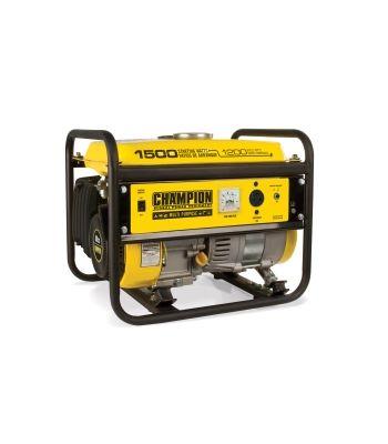 1200/1500 Watt Portable Gas-Powered Generator CARB