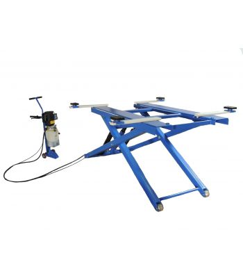 LIBERTY MR6K-48X-LIB 6,000 lb Mid-Rise Scissor Lift