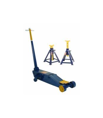 10 ton hydraulic service jack & jack stands