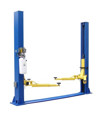 LIBERTY TP9KFX-LIB 9,000 lb Two Post Floor Plate - Symmetric