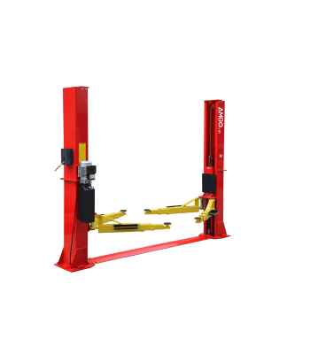 AMGO BP-12 12,000 Capacity 2 Post Base Plate Auto Lift