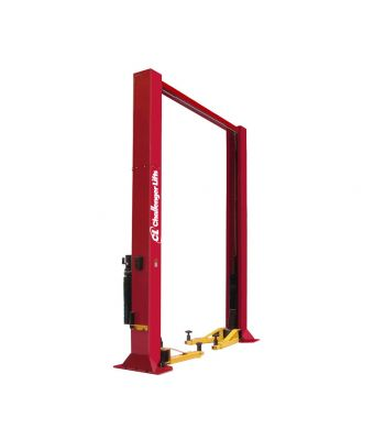 "Challenger 18002 Symmetric 16' 6"" Heavy Duty Two Post Vehicle Lift 18,000 lb"