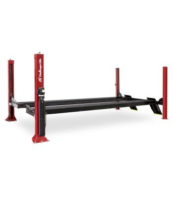 Challenger 4015EFO Open Front Four Post Car Lift 15,000 lb