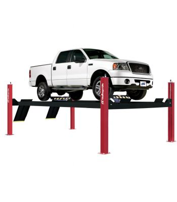 Challenger 4P14EFX Closed Front Four Post Car Lift 14,000lb Capacity