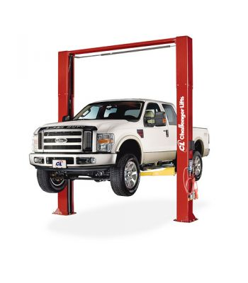 Challenger CL10V3-QC Versymmetric® Plus, Quick Cycle Two Post Vehicle Lift 10,000 lb