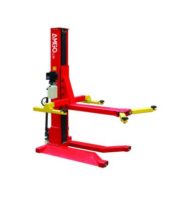 AMGO Hydraulics SML-6 Single Post Auto Lift