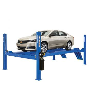 Forward CR14 Four Post Standard Length Car Lift 14,000 lb