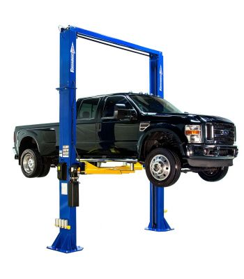 Forward DP15S-155 Symmetric Clearfloor Two Post Car Lift 15,000 lb