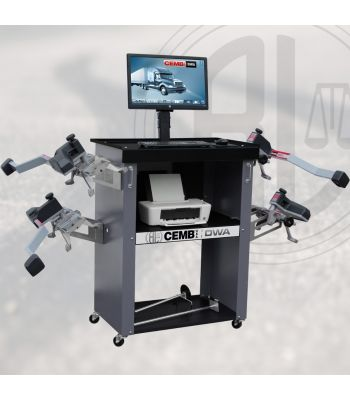 Cemb DWA1000XLT Alignment Machine