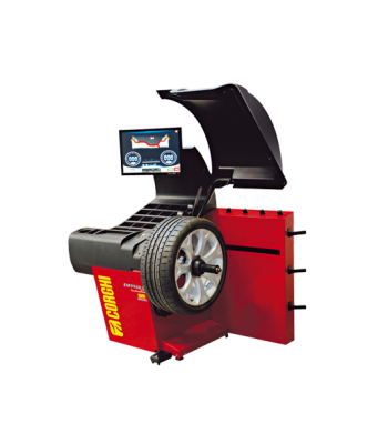 Corghi EM9980C PLUS Touchless Wheel Balancer