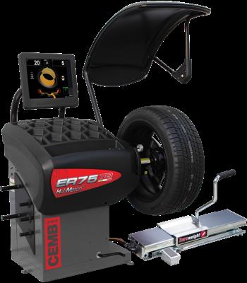 Cemb ER75TD HubMatch™ RFV Wheel Balancer ER75AC