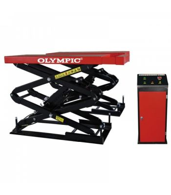 Olympic 7,800lb Full Rise Scissor Lift FMSL-78