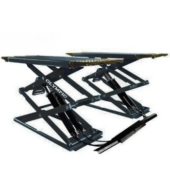 Olympic 7,800lb Ultra-Thin Full Rise Scissor Lift FRSL-78