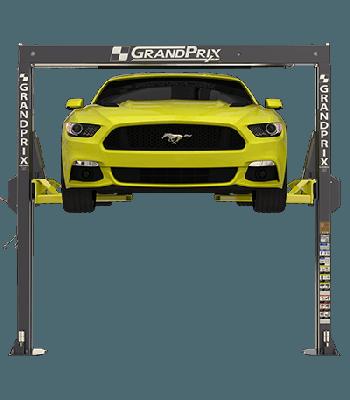 BendPak GP-7LC 2 Post Lift 7,000 lb. Lift Capacity 5175996