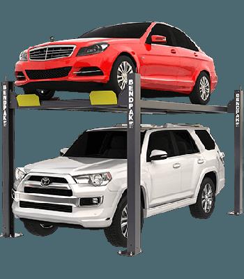 BendPak HD-7P 4 Post Lift 7,000 lb. Lift Capacity 5175510