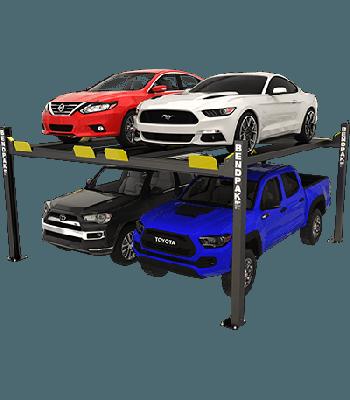 BendPak HD-9SWX 4 Post Lift 9,000 lb. Lift Capacity 5175024