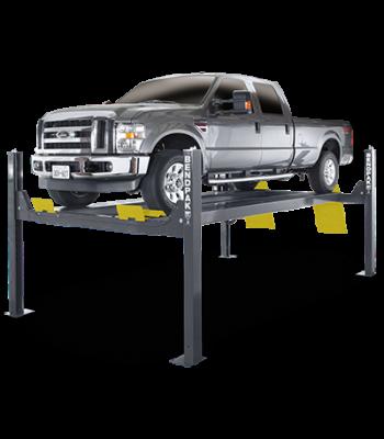 BendPak HDS-14X 4 Post Lift 14,000 lb. Lift Capacity 5175173