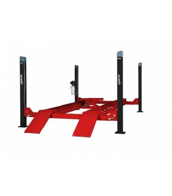 Olympic 8,000lb XL 4-Post Portable Car Storage Lift 8,000lb XL 4-Post Portable Car Storage Lift
