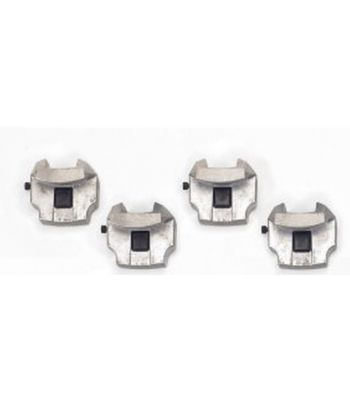 Corghi Aluminum jaw adapters